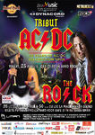 The Rock - Tribut AC/DC in Hard Rock Cafe