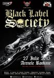 Concert Black Label Societyla Bucuresti in 2015