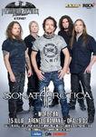 Concert SONATA ARCTICA la Bucuresti pe 15 iulie