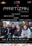 Partizan, Dan Byron, Adi Despot, Dan Iliescu si multi altii pe 8 mai la Hard Rock Cafe
