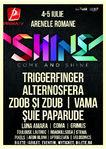 Triggefinger,Alternosfera, Zdob si Zdub si Vama canta la SHINE 2015