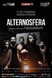 ALTERNOSFERA - Haosoleum - lansare de album la Arenele Romane pe 9 Octombrie