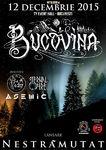 Bucovina lanseaza noul album pe 12 Decembrie in TY Events Hall din Bucuresti