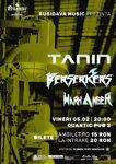Concert TANIN, BERSERKERS, WARHANGER in Quantic Pub 2 Bucuresti