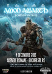 AMON AMARTH - The Return Of The Vikings - 4 decembrie - Arenele Romane
