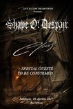 Shape of Despair si Clouds concerteaza la Bucuresti