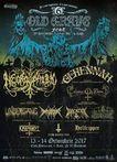 Old Grave Fest 2017 va avea loc in perioada 13-14 Octombrie