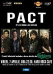 Concert PACT by Leo Iorga & Adi Ordean la Hard Rock Cafe