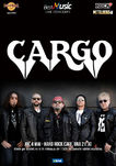 CARGO concerteaza la Hard Rock Cafe in data de 4 mai