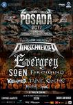 Posada Rock 2017 are loc in perioada 1-3 septembrie