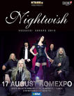 Nightwish 20 de ani la Romexpo pe 17 August