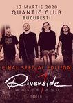 Concert Riverside pe 12 Martie in Quantic din Bucuresti