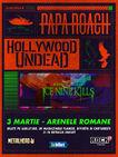 Papa Roach si Hollywood Undead pe 3 Martie la Arenele Romane