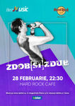 Concert Zdob si Zdub pe 28 februarie 2020 in Hard Rock Cafe