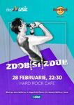 Concert Zdob si Zdub pe 28 februarie 2020 in Hard Rock Cafe