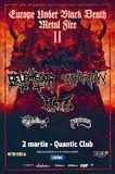 Concert Suffocation, Belphegor & HATE - part II pe 2 martie 2020 in Club Quantic