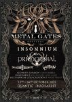 Metal Gates Festival 2021 in perioada 15-16 Octombrie in Quantic