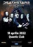 DEATHSTARS canta la Quantic Club pe 18 aprilie 2022