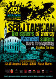 Artmania Festival 2010 - Serj Tankian, Kamelot, Sirenia, Sisters Of Mercy