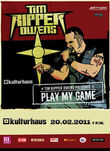 Concert Tim 'Ripper' Owens la Bucuresti