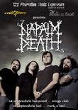 Concert Napalm Death in Wings Club Bucuresti