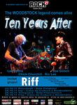 Concert Ten Years After la Sala Palatului
