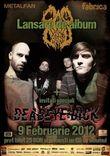 Concert de lansare Cap de Craniu in Club Fabrica