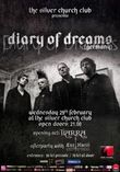 Concert Diary Of Dreams in Silver Church