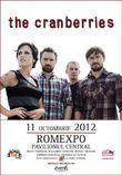 Poze concert The Cranberries in Bucuresti la Romexpo