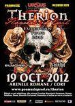 Therion: concert in Bucuresti la Arenele Romane