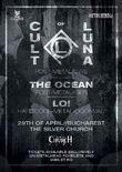 CULT OF LUNA, THE OCEAN, LO! : Concert la Bucuresti