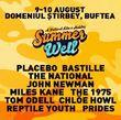 Placebo si Bastille, headlineri la Summer Well 2014