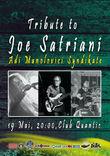 Concert tribut Joe Satriani la Quantic