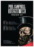 PHIL CAMPBELL, fostul chitarist Motorhead, concerteaza in Bucuresti