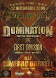 Afis Remember Dimebag Darrell: Live Pantera tribute in Live Metal Club