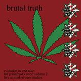 Brutal Truth lanseaza un nou material discografic