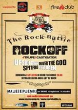 The Rock Battle: Kistvaen, Spitfire, Upsidedown si Deliver The God