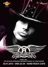 Eurosmith, trupa tribut Aerosmith, vine la Hard Rock Cafe
