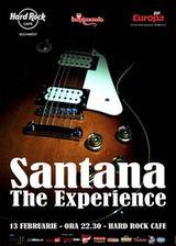 Santana The Experience la Hard Rock Cafe Bucuresti