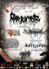 Martisor Death Fest in Cluj-Napoca