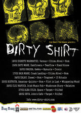 Concert Dirty Shirt in Zalau