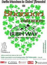 O noua editie Serile Irlandeze de Dragobete