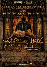 Scar Symmetry canta in turneul Hypocrisy