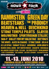 Stone Temple Pilots si Alice In Chains confirmati pentru Nova Rock 2010