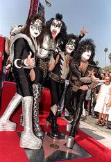 Kiss live la televiziunea germana (video)