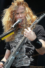 Concert Megadeth la Sonisphere Romania / Tuborg Green Fest