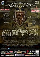 Belphegor si Eternal Tears of Sorrow la OST Mountain Fest - Busteni
