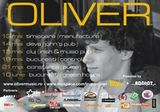 Concert Oliver in Clubul Green Hours din Bucuresti