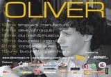 Concert Oliver in Clubul Green Hours din Bucuresti