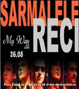 Concert Sarmalele Reci in Club My Way din Cluj Napoca